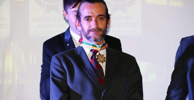 Sacha Rodrigues - neto do escritor e jornalista Nelson Rodrigues