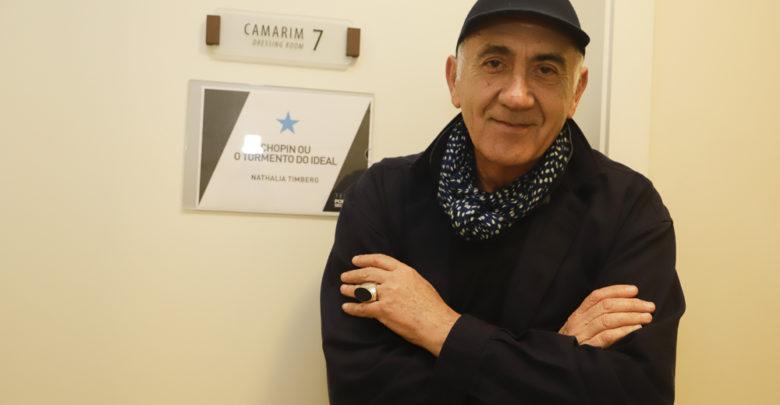 O diretor José Possi Neto