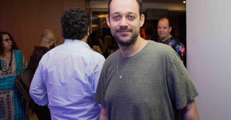 O produtor musical Thiago Marques Luiz