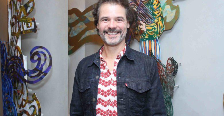 O ator e bailarino Antonio Interlandi.