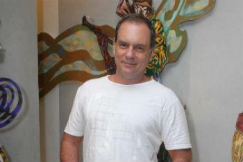 O produtor teatral Henrique Benjamin.