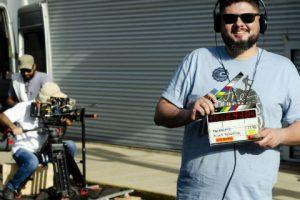 Diretor Allan Deberton - Foto: Luiz Alves