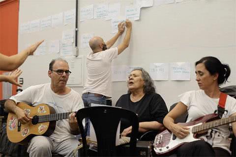 Grupo Galpão - Foto: Luiz Felipe Fernandes