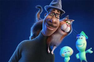 Soul, da Disney Pixar