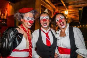 Estupendo Circo di SóLadies @ Teatro Alfa | São Paulo | Brasil