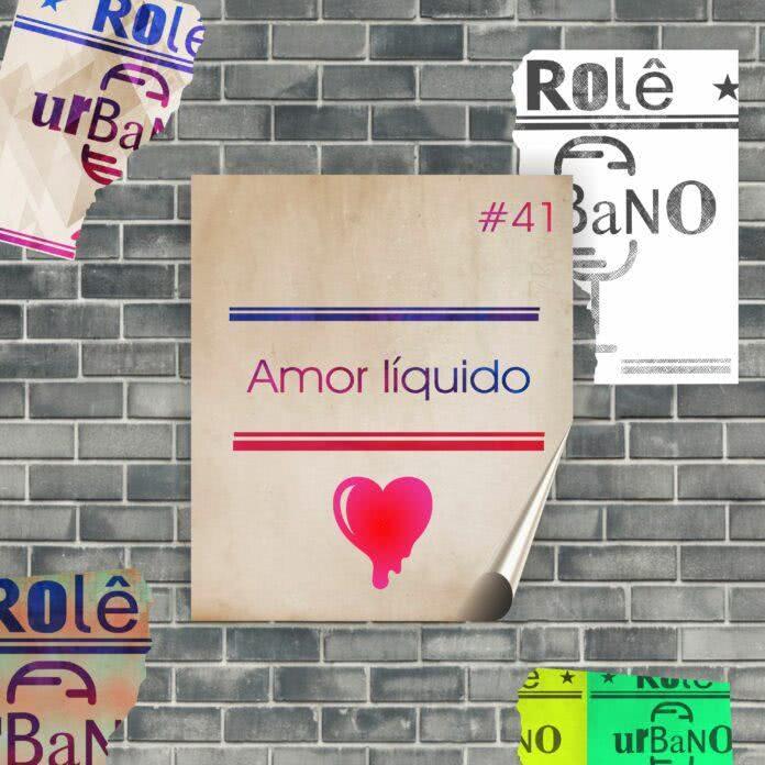 Amor Líquido - Arte: Aline Donato